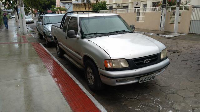S10 Deluxe 4.3 V6 98 Gasolina/Gnv - Foto 3