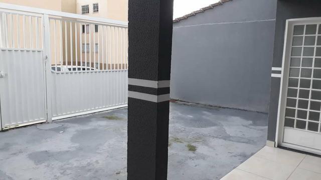 Linda Casa Laje Esquina Ao Lado do Centro, 02 Quartos - Foto 9