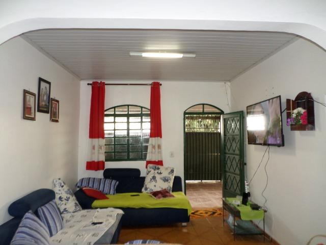 Casa QR 411 - 2qts send 1 suite prox creche mangabeira - Samambaia - Foto 4