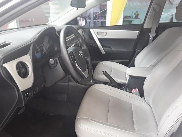 Toyota corolla gli upper 1.8 flex 2018 - Foto 7