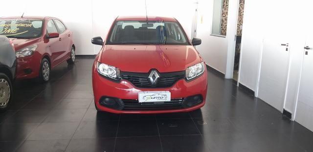 Renault logan 2014/2015 1.0 authentique 16v flex 4p manual