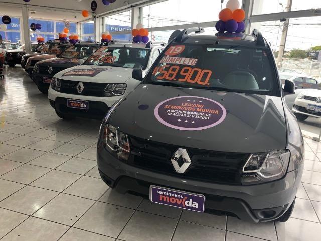 Promoção Renault duster expression 1.6 CVT 19 - Abaixo da fipe!!! 18 mil no cartão