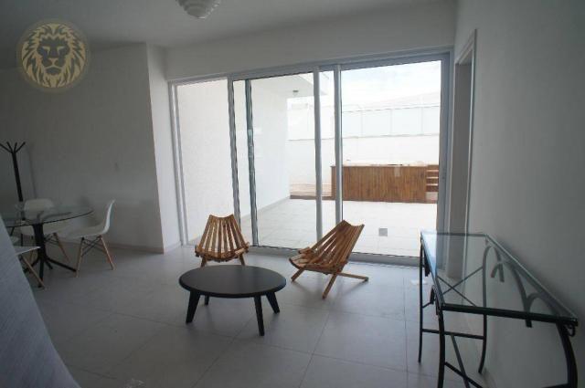 Cobertura residencial à venda, Rio Tavares, Florianópolis. - Foto 12