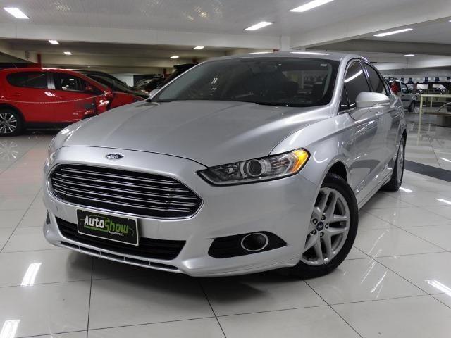 Ford Fusion Se 2.5 Flex Automático Prata