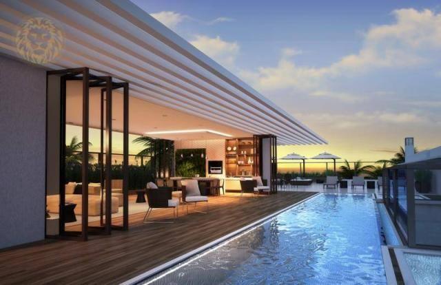 Apartamento Garden com 3 dormitórios à venda, 218 m² por R$ 1.180.000 - Campeche - Florian
