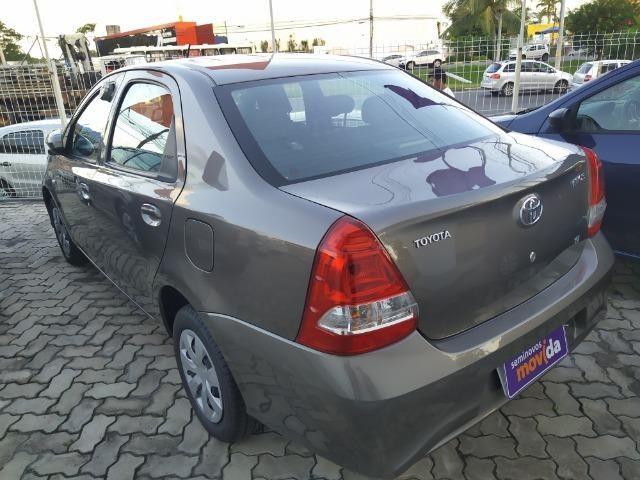 Etios X Sedan 1.5 Flex 16V 4p MEC. Super Oferta - Foto 3