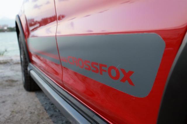 VOLKSWAGEN CROSSFOX 2011/2012 1.6 MI FLEX 8V 4P MANUAL - Foto 10