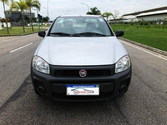 Fiat Strada Hard Working 1.4 com GNV