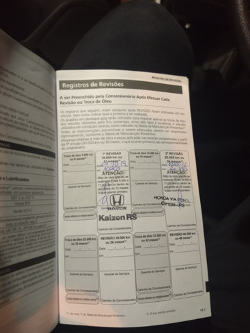 Honda Fit EXL 2019 unica dona Igual a zero - Foto 8
