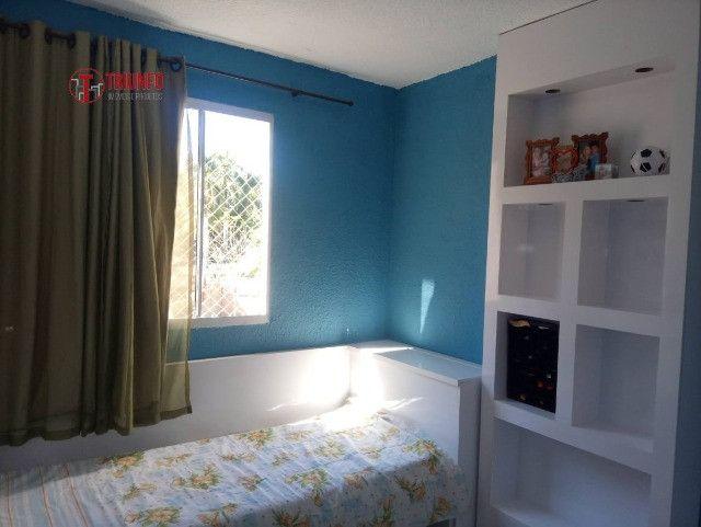 Apartamento a venda com 2 quartos no bairro Chácara Santa Inês-Santa Luzia-1290 - Foto 3