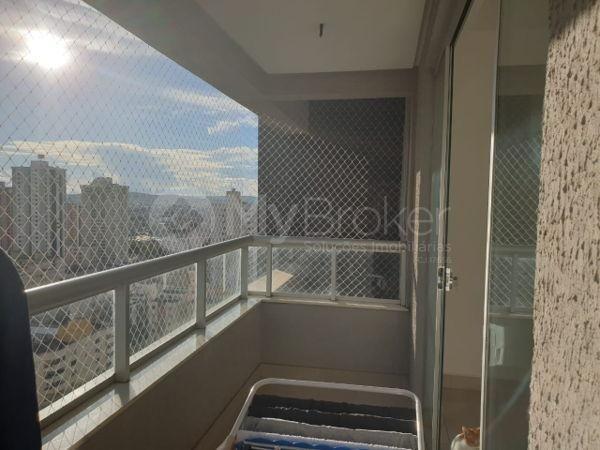 Apartamento com 3 quartos no Residencial Visage Oeste - Bairro Setor Oeste em Goiânia - Foto 4