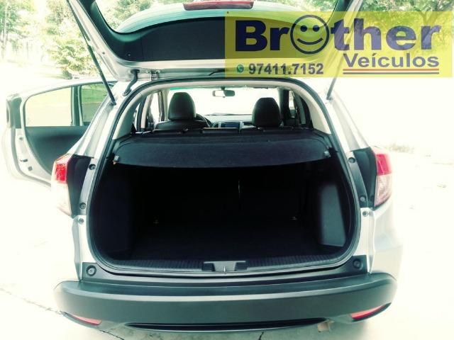Honda Hr-V Exl Cambio CVT 15/16 Completa - Manual + Chave Reserva - Foto 7