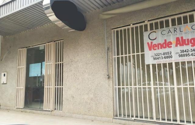 Loja Comercial com 200 m² na Travessa do Trevo, Centro - Cel. Fabriciano/MG!