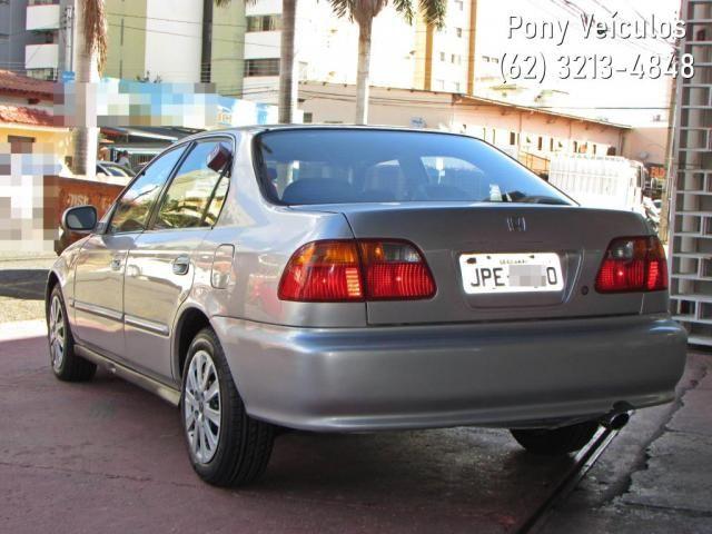 Honda Civic Sedan LX 1.6 16V Aut. 4p - Foto 3
