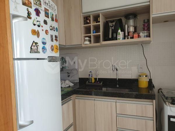 Apartamento com 3 quartos no Residencial Visage Oeste - Bairro Setor Oeste em Goiânia - Foto 7