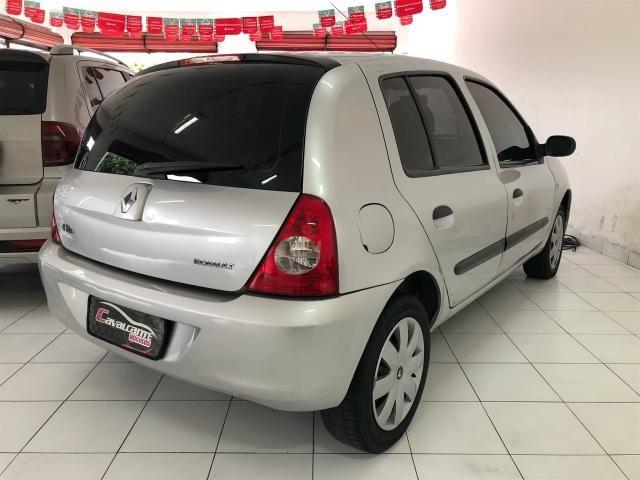 CLIO 2009/2010 1.0 CAMPUS 16V FLEX 4P MANUAL - Foto 6