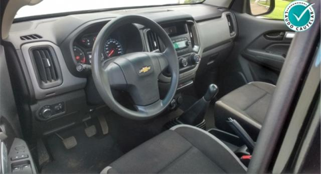 CHEVROLET S10 2.8 LS 4X4 CS 16V TURBO DIESEL 2P MANUAL. - Foto 5