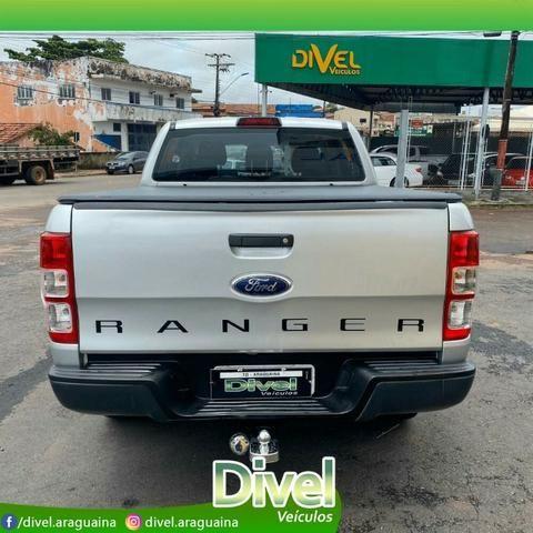 Ford Ranger Xls 2.2 4x4 Cd Aut. Diesel 2016/2017 - Foto 7