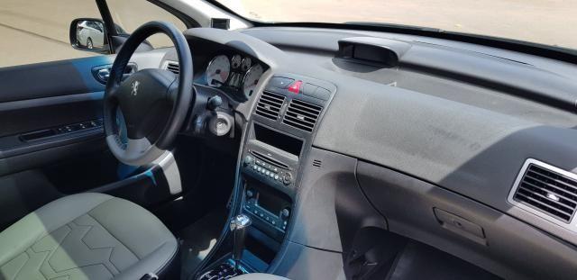 307 2008/2009 2.0 FELINE 16V FLEX 4P AUTOMÁTICO - Foto 4