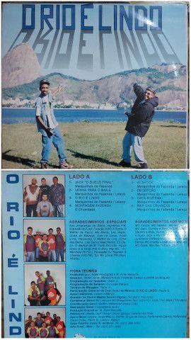 10 Lps Funk Rap Nacional - Foto 2