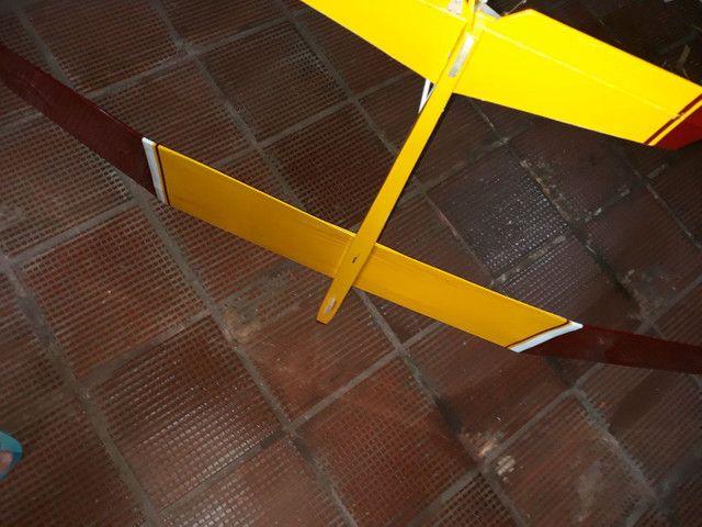 Aeromodelo planador Selig. Flyincircus. - Foto 5