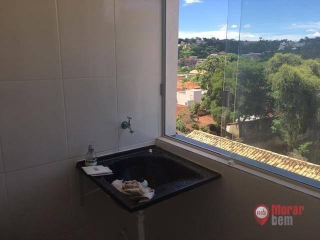 Apartamento à venda, 51 m² por R$ 250.000,00 - Centro - Lagoa Santa/MG - Foto 8