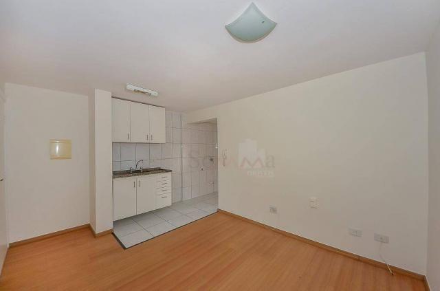 Apartamento com 1 dormitório à venda por R$ 189.000,00 - Água Verde - Curitiba/PR - Foto 3