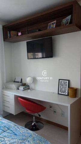Apartamento com 3 dormitórios à venda, 104 m² por R$ 650.000,00 - Abraão - Florianópolis/S - Foto 13