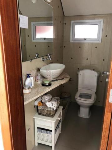 Casa de condomínio à venda com 3 dormitórios em Jardim novo mundo, Jundiai cod:V11577 - Foto 6