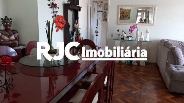 Apartamento à venda com 3 dormitórios em Tijuca, Rio de janeiro cod:MBAP33223