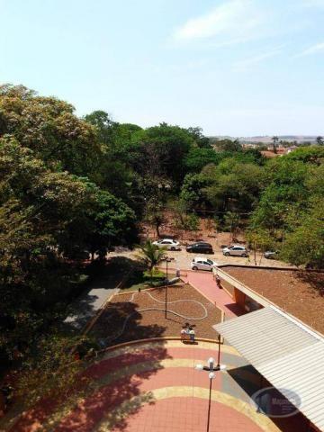 Apartamento residencial para locação, Nova Ribeirânia, Ribeirão Preto. - Foto 14