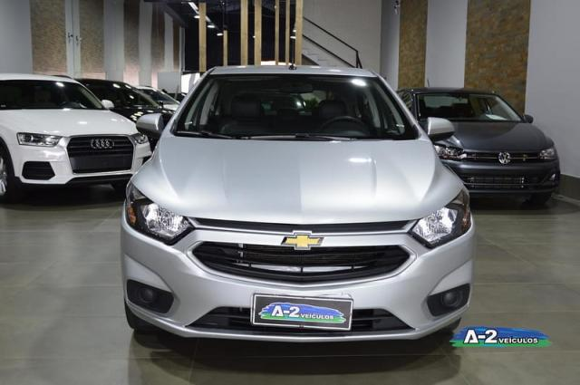 CHEVROLET ONIX 1.0 LT 8V FLEX 4P MANUAL  - Foto 9
