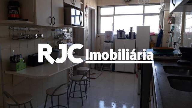 Apartamento à venda com 3 dormitórios em Tijuca, Rio de janeiro cod:MBAP33223 - Foto 16