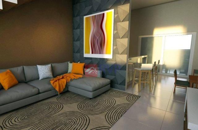 Casa com 3 dormitórios à venda, 150 m² por R$ 320.000,00 - Jardim dos Alfineiros - Juiz de