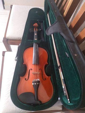Violino 3/4 Michael infantil usado - Foto 2