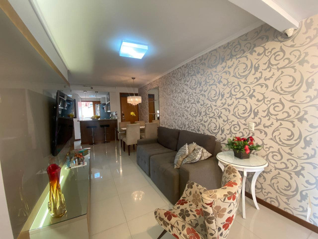 Lindo apartamento dois quartos com suíte - Foto 3