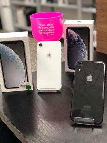 IPhone XR Black ou white 64 e 128