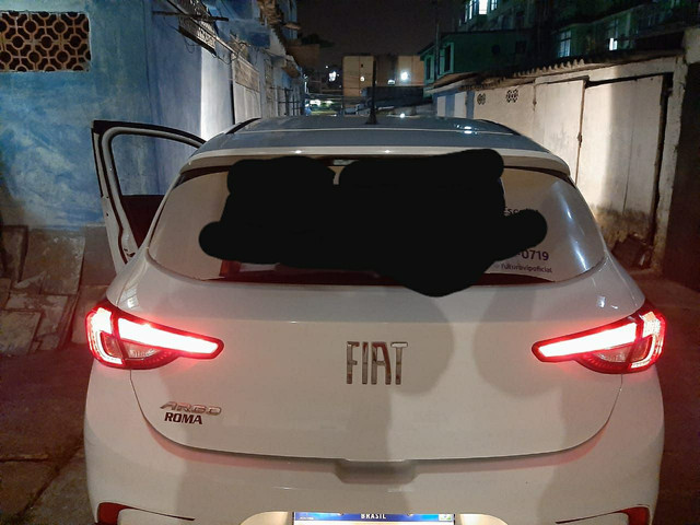 Fiat Argo Drive 1 0 Firefly 2018