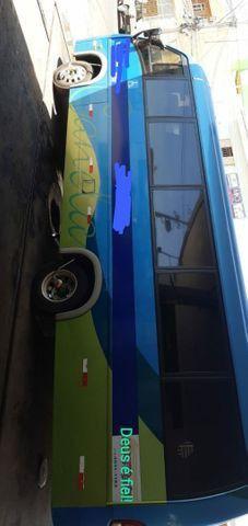 Vende-se micro-ônibus Volare W9 ano 2010 modelo 2011 - Foto 3