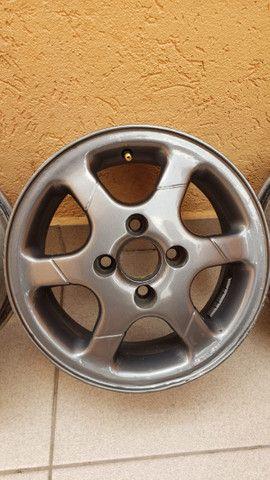 Roda Marea Turbo aro 13 - Foto 4