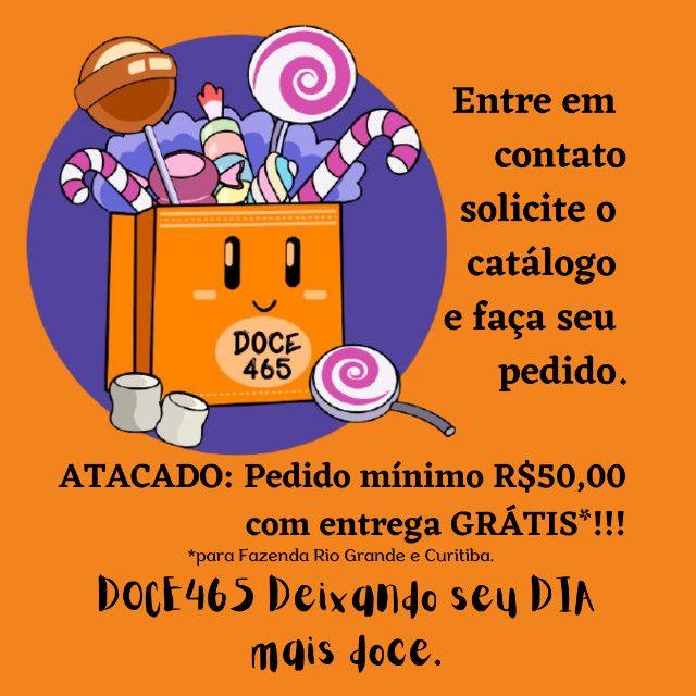 Balas, Pirulitos, Doces - Preço de Atacado - Foto 2