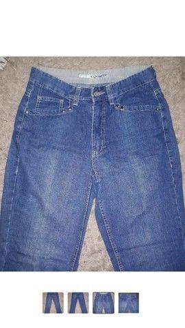 Calça jeans feminina 40 - Foto 3