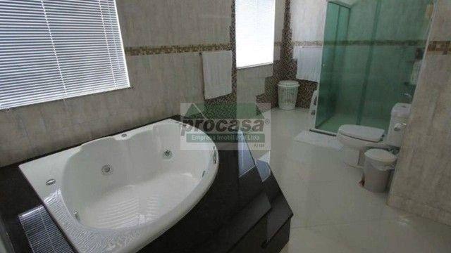 Casa com 4 suites p/ alugar na Ponta Negra em condominio fechado - Foto 7