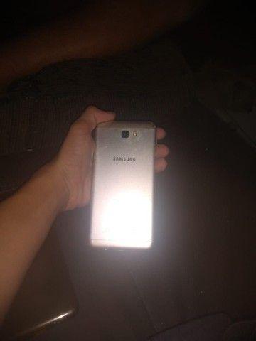 Vendo ou troco Samsung j7 prime  - Foto 2