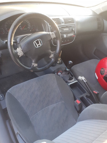 Honda Civic 2004 1.7 - Foto 2