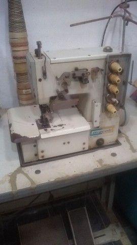 Máquina de Costura Galoneira Bracob - Foto 2