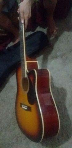 Vende-se violão antigo desde 1900 - Foto 3