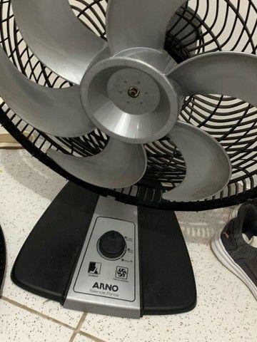 Ventilador de mesa - Foto 2