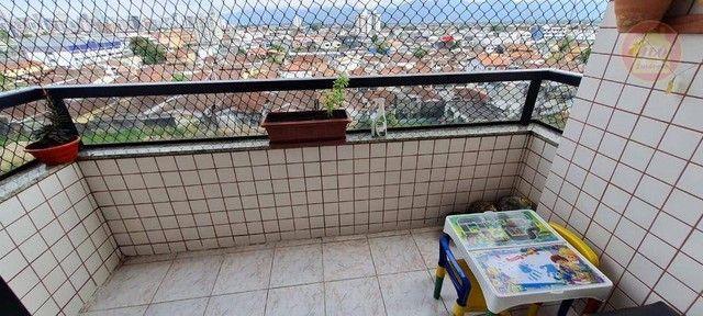 Apartamento à venda, 52 m² por R$ 220.000,00 - Canto do Forte - Praia Grande/SP - Foto 11