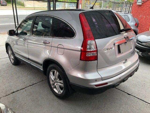 Honda CRV 2.0 EXL 4x4  (completo) Automático - Foto 3
